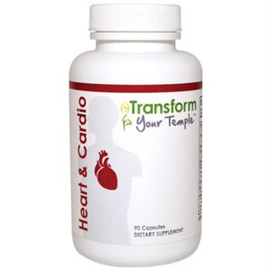 Picture of Transform Your Temple™ - Heart & Cardio - CLOSEOUT